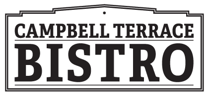 Welcome to the Campbell Terrace Bistro.